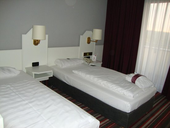 Mercure Hotel Bad Homburg Friedrichsdorf: Upgraded room