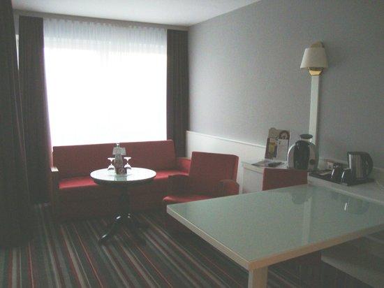 Mercure Hotel Bad Homburg Friedrichsdorf: Upgraded suite