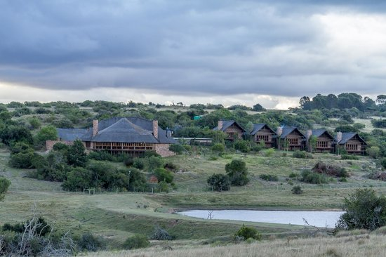 Kwantu Private Game Reserve: The cottages section of the property