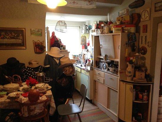 k che bild von nostalgie der 50er jahre burgpreppach tripadvisor. Black Bedroom Furniture Sets. Home Design Ideas