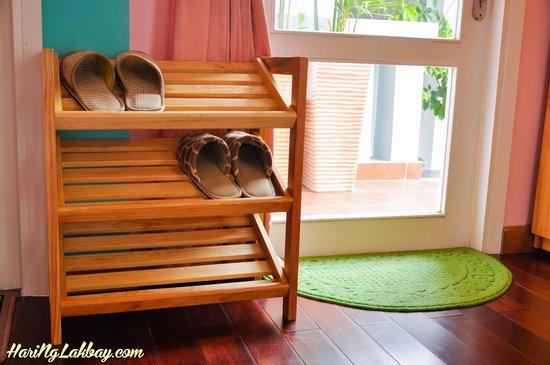 Hoang Loc Villa Hotel: cozy