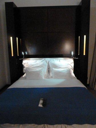 Maximilian Hotel: our room