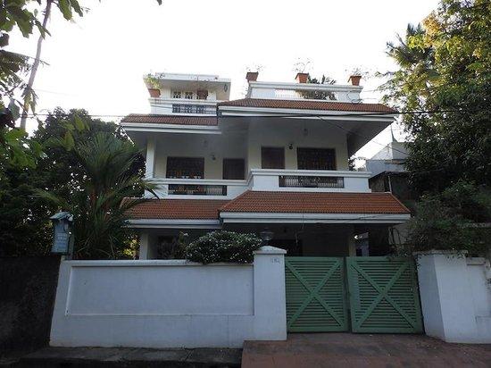 Casa Mia Homestay : Façade de Casa Mia