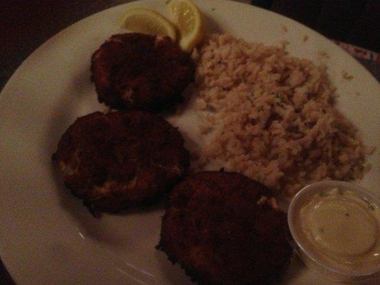 Everglades Seafood Depot : crabe cake
