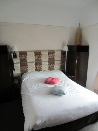 Hotel des Bains: Bedroom