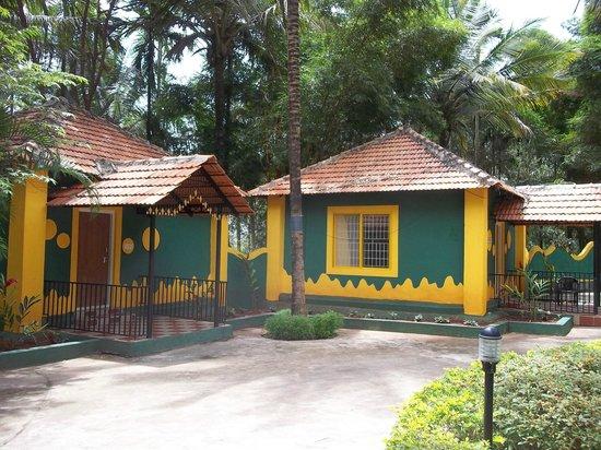 Parampara Resort & Spa, Coorg: cottages