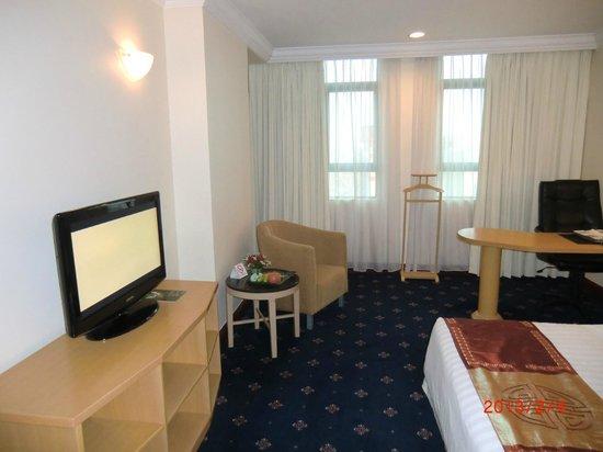 Hanoi Fortune Hotel: 部屋
