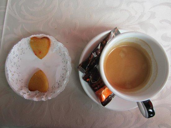 La Citadelle: Coffee