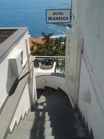 Maresca Hotel Praiano