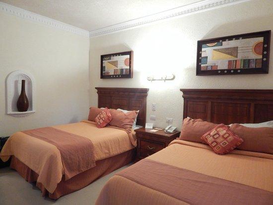 Gran Real Yucatan: Chambre
