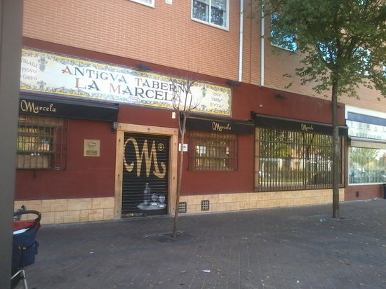 Restaurante taberna casa marcela en alcorc n con cocina for Calle oslo alcorcon