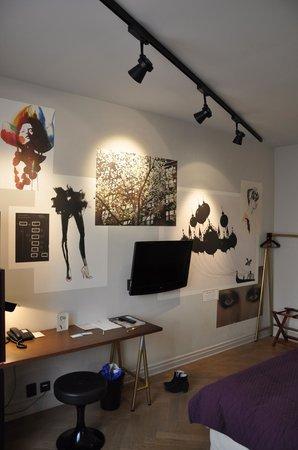 Story Hotel Riddargatan: Bureau 1