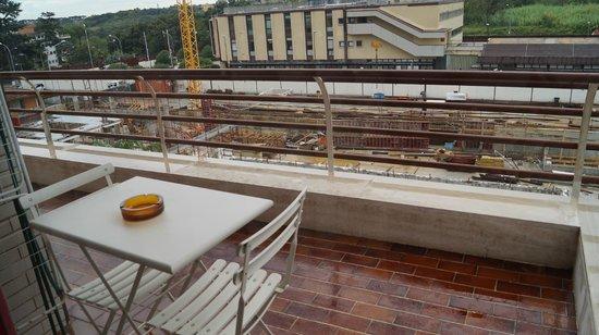 Adagio Rome Vatican : balcony