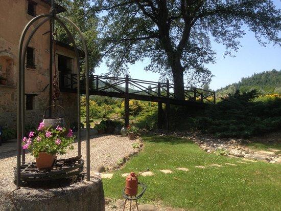La Preghiera Country House Residenza D'Epoca : Bridge