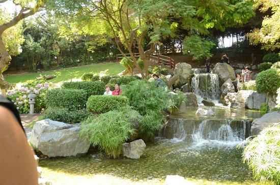 Parque japones la serena fotograf a de jardin del for Jardin japones de santiago