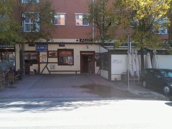 Restaurante alardos en alcorc n for Calle oslo alcorcon