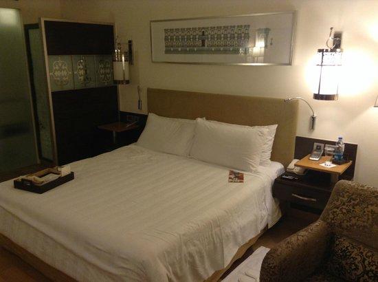 ITC Kakatiya: room 1