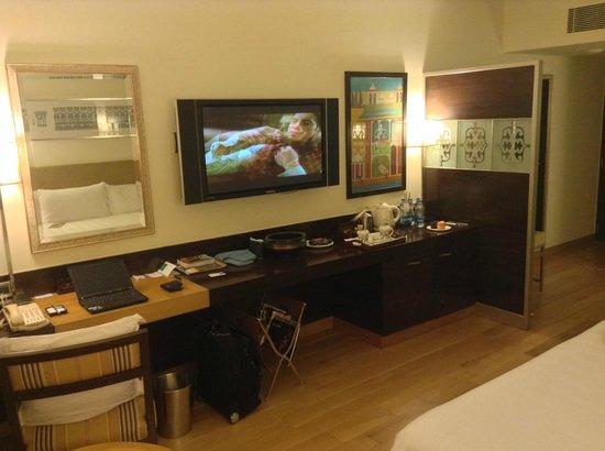 ITC Kakatiya: room 2