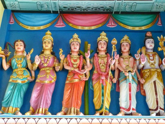 Tamil Surya Oudaya Sangam Temple : Temple 6