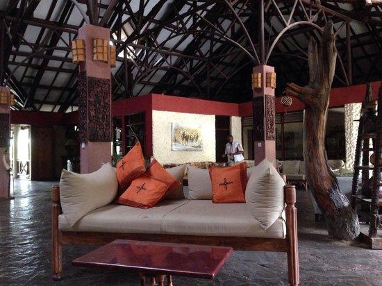 Mara Leisure Camp: Lobby
