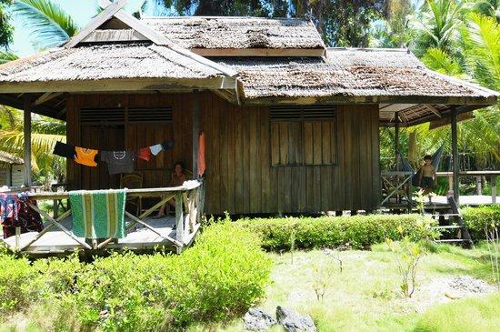 Fadhila Cottages : the cottage