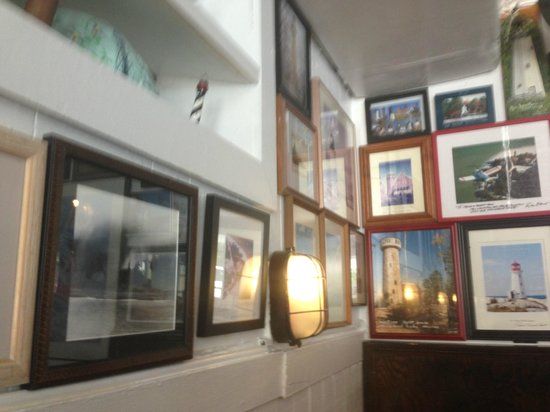 Lighthouse Cafe : décoration