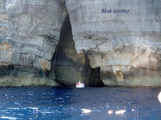 Azure Window: Blaue Grotte