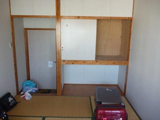 Keramaso : きれいな和室です。