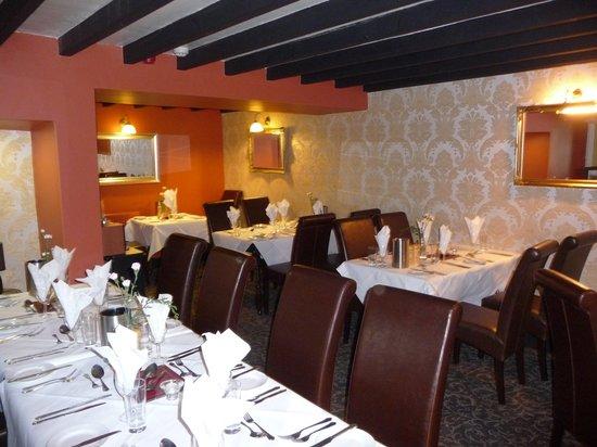 Appleton le Moors, UK: Restaurant