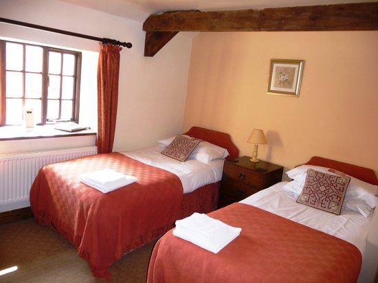 The Moors Inn: Bedroom