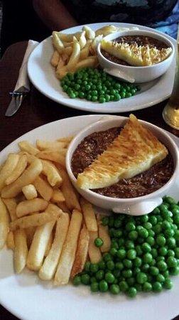The Victoria Pub: estofado riquísimo