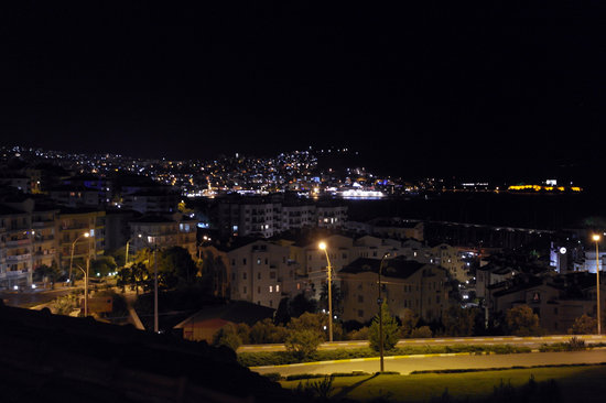 The Panorama Hill: The Bay at night