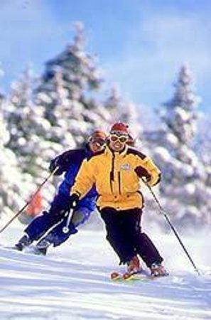 Bradford, NH: Skiing
