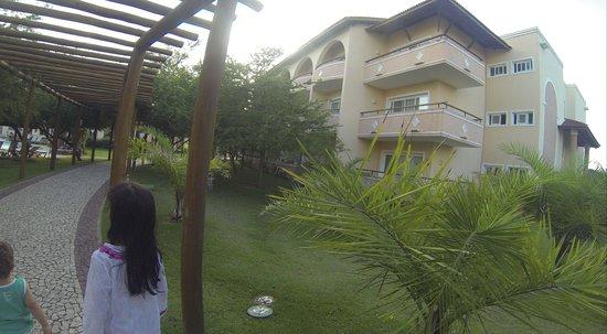 Grand Palladium Imbassai Resort & Spa: Jardim