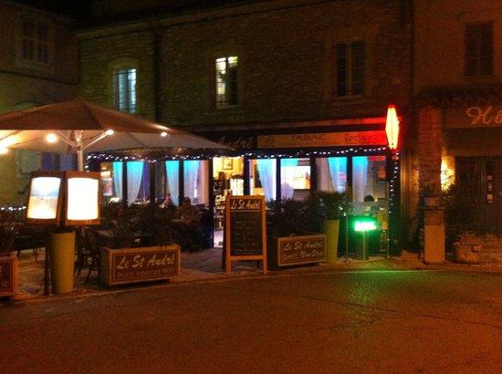 Le St André : Ambiance rétro et sympathique pour super moments au st André le soir
