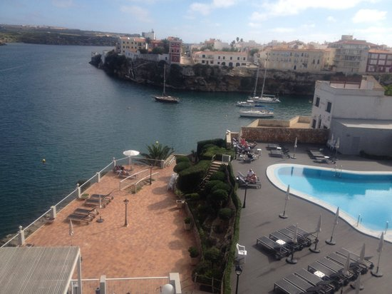 Artiem Carlos III Adults Only: Stunning view room 315!