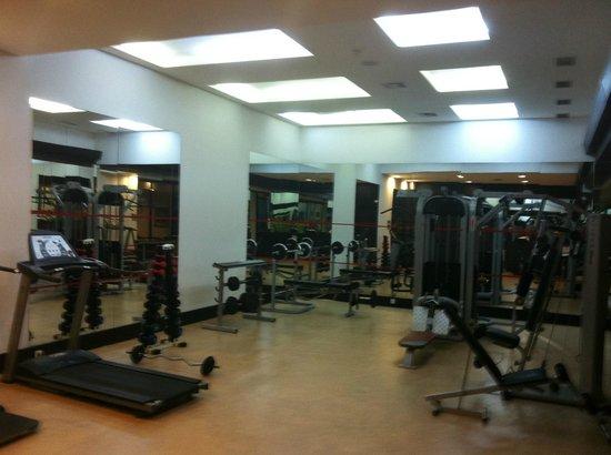 "Washington Resort Hotel & Spa : ""Fitnessstudio"""