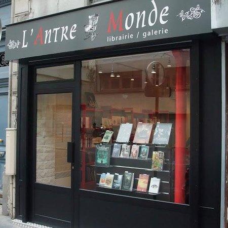 Librairie L'Antre-monde
