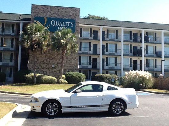 Quality Inn at Town Center: Quality Inn