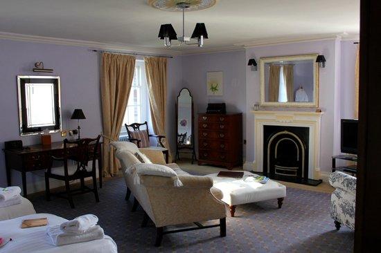Peterstone Court Hotel: Room