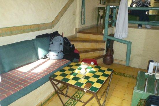 Riad Al Madina : Entrée chambre 31 (1er étage)