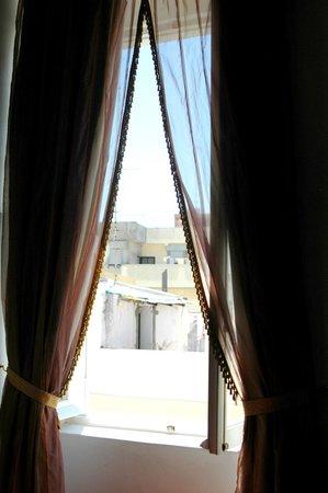 Dar el kasbah : Blick aus dem Zimmerfenster