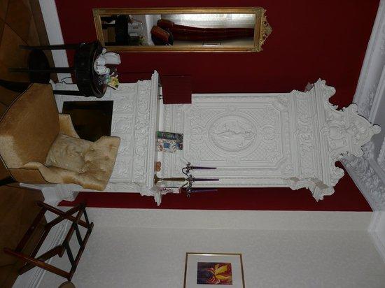 mittendrin: Romantic Room Fireplace