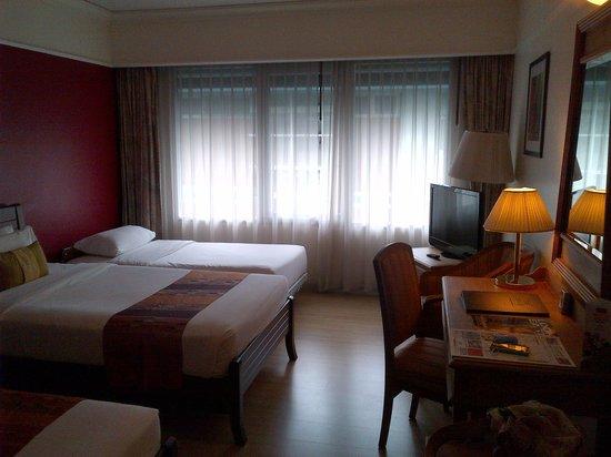 Swiss Lodge : nice room