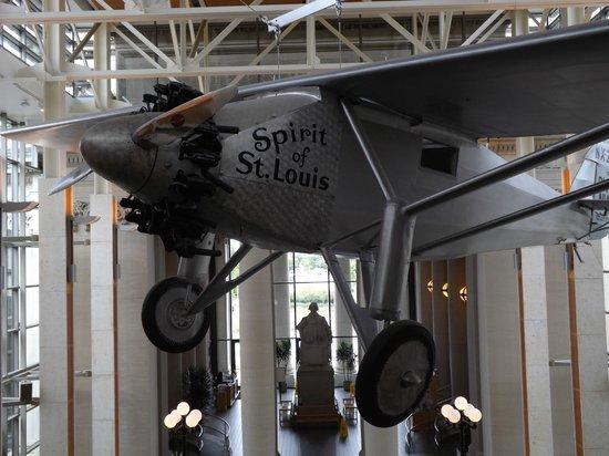 Missouri History Museum : Spirit of St. Louis