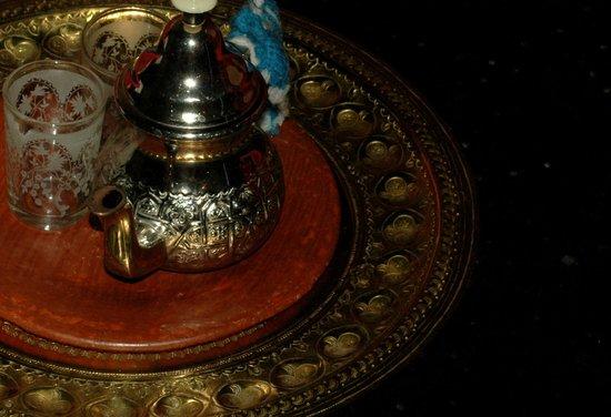 Dar Echchaouen: Tee