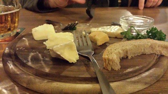 U Balbinu : Cheese board starter