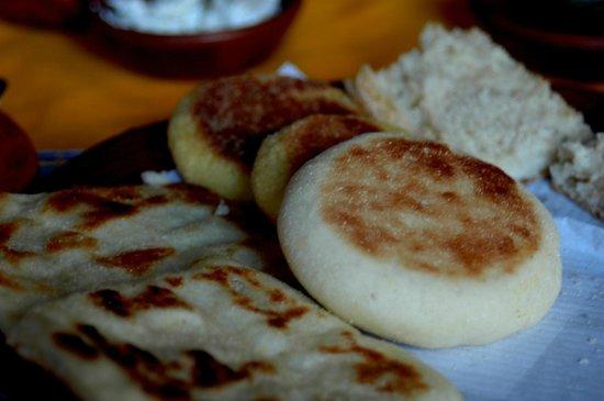 Dar Echchaouen: Frühstück