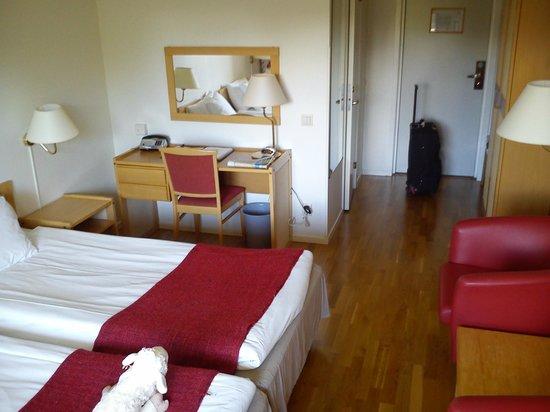 Best Western Solhem Hotel : Big room