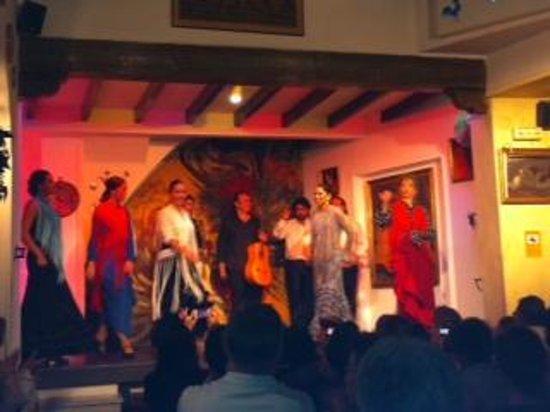 Tablao Flamenco Los Gallos: los Gallos